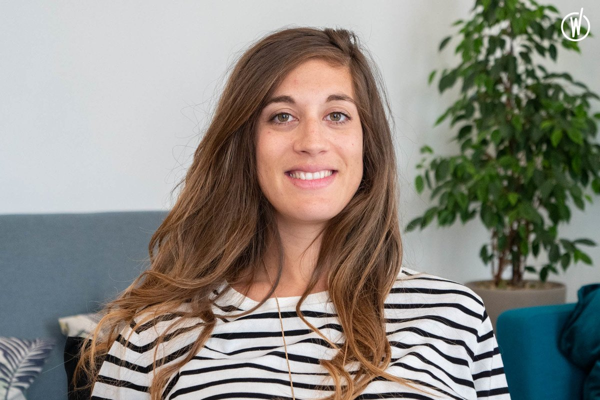 Rencontrez Sandra, Fondatrice et CEO - Glowee