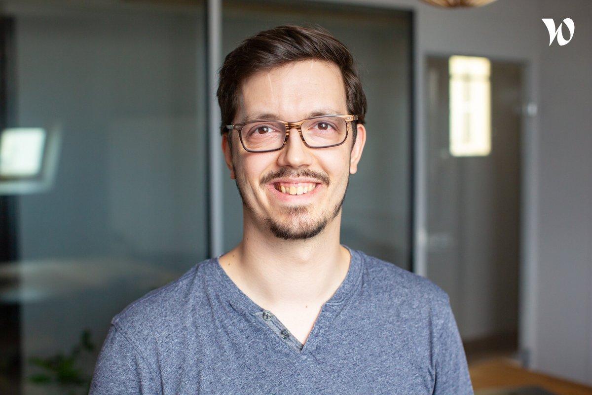 Rencontrez Vincent, CTO et Co-Fondateur - Teamstarter