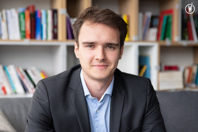 Rencontrez Guillaume, Asset Manager AEW Ciloger  - Natixis