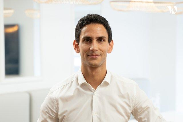 Rencontrez Alexandre Hoffer, Associate Partner - E-cube Strategy Consultants