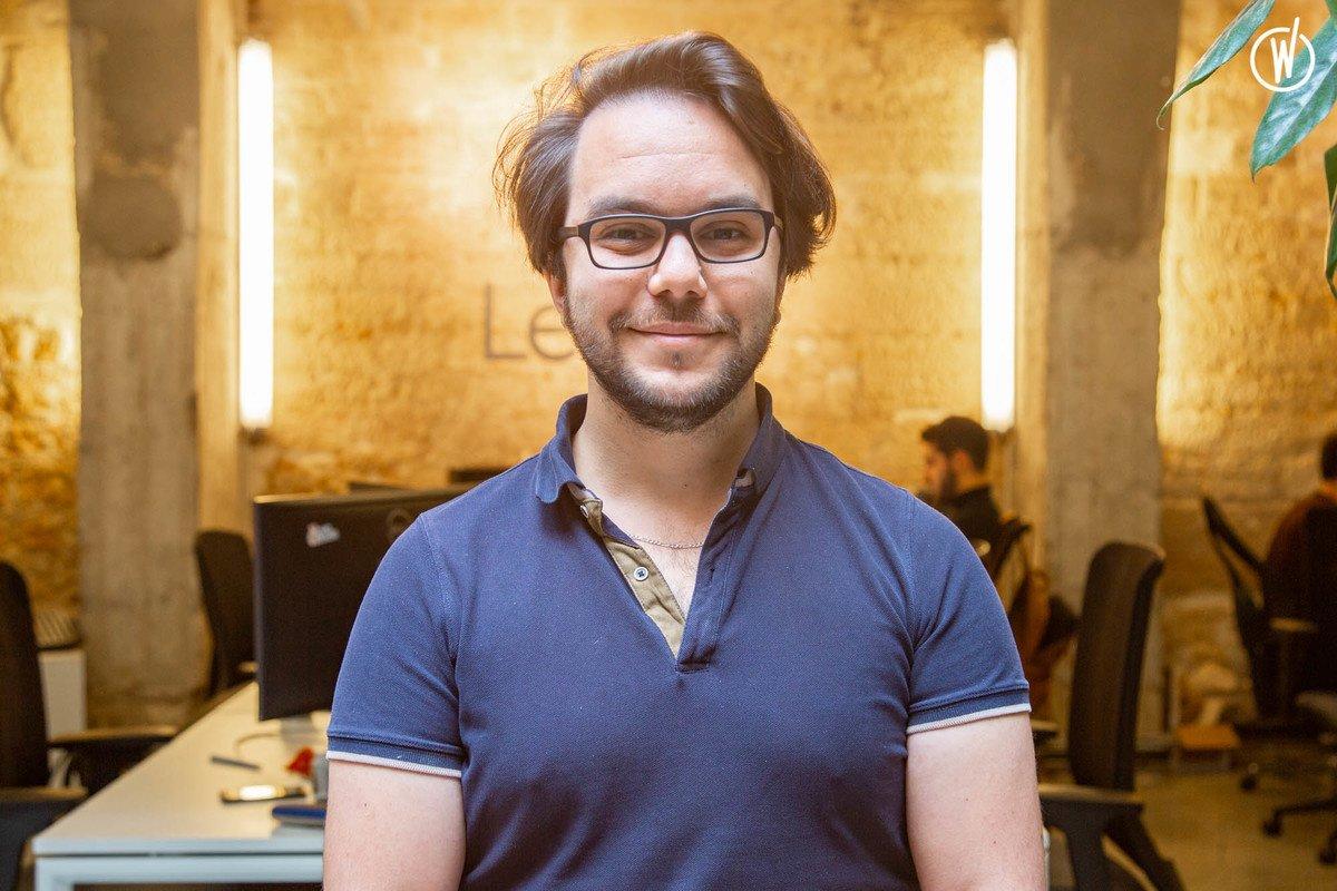 Rencontrez Yacine, Software Engineer - Ledger