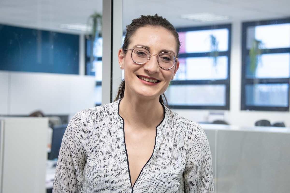 Rencontrez Anaïs, Chef de produit - Japet Medical