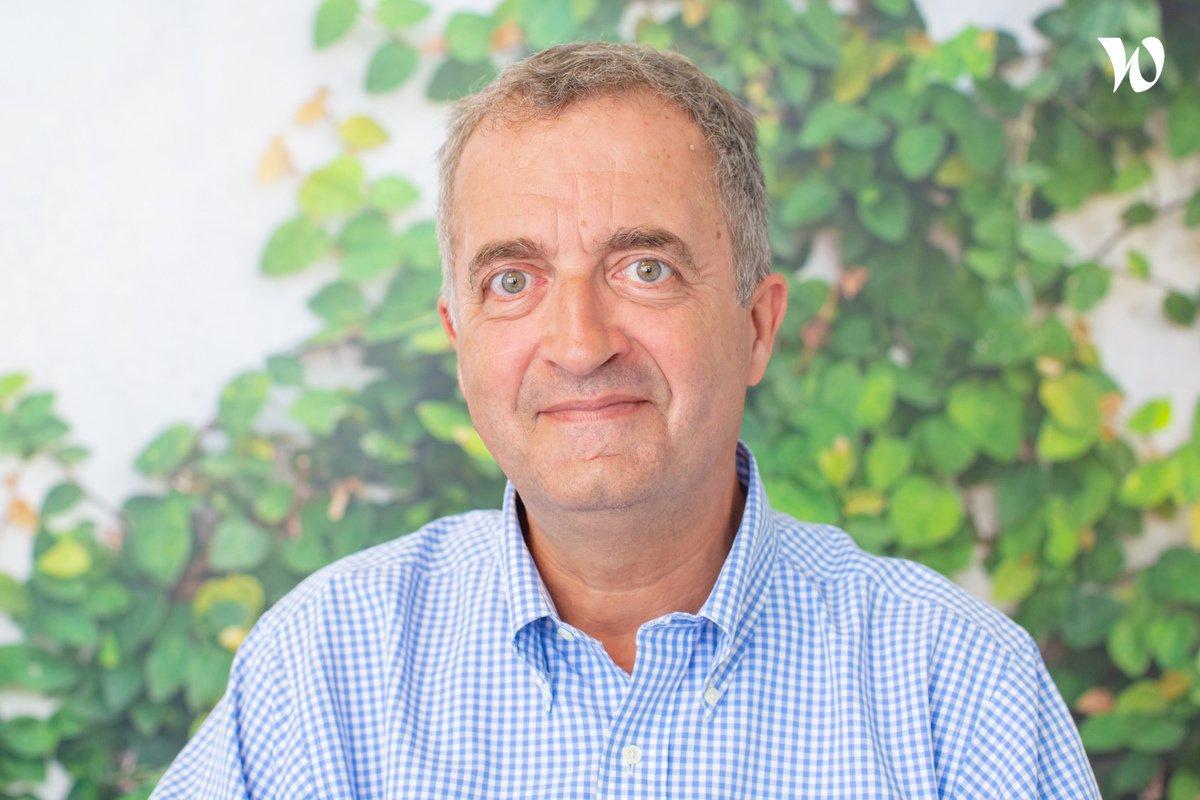 Meet Emmanuel, CEO - Yseop