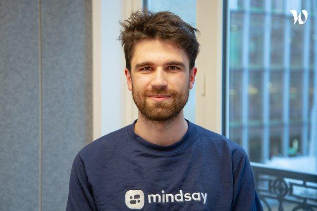 Rencontrez Antoine, Engineering Manager - Mindsay