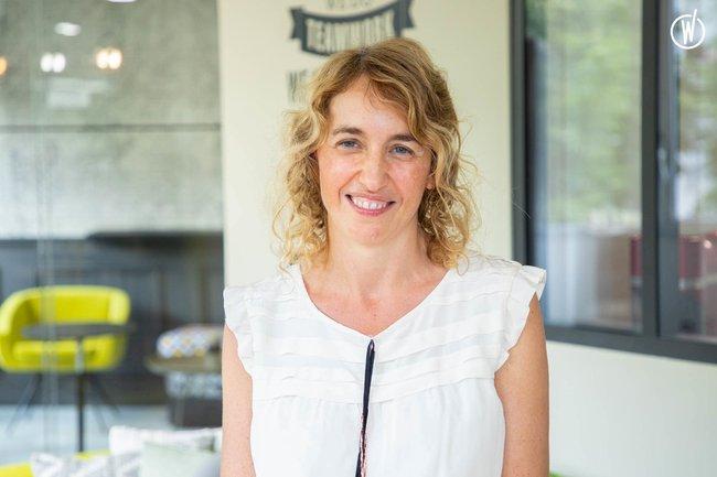Rencontrez Michèle, Directrice Générale en charge des revenus du Groupe - Webedia