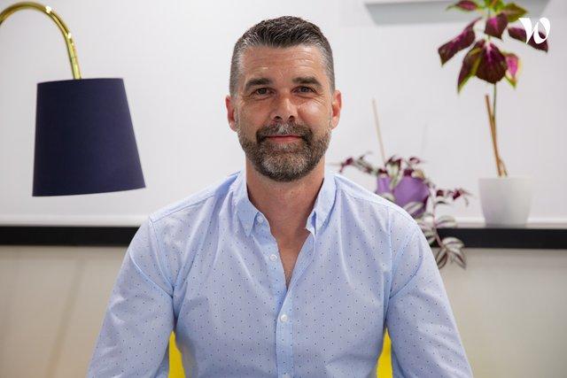 Rencontrez Vincent, Head of Professionnal Services - Innso