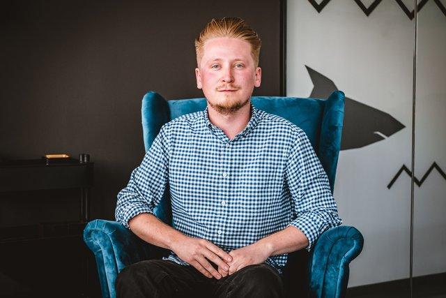 Daniel Šilha, Advertising Director - Socialsharks