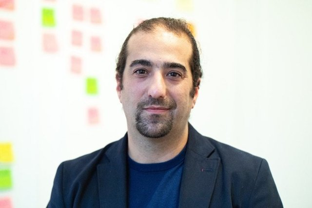 Meet Hocine, Scrum Master  - Data Impact