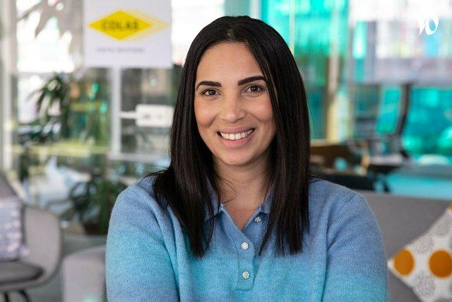 Rencontrez Yasmina, Référent Application - Colas Digital Solutions