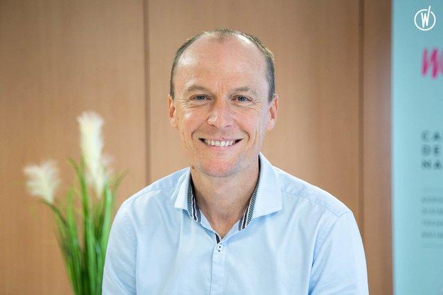 Rencontrez Nicolas, Directeur du cabinet  - Work&You