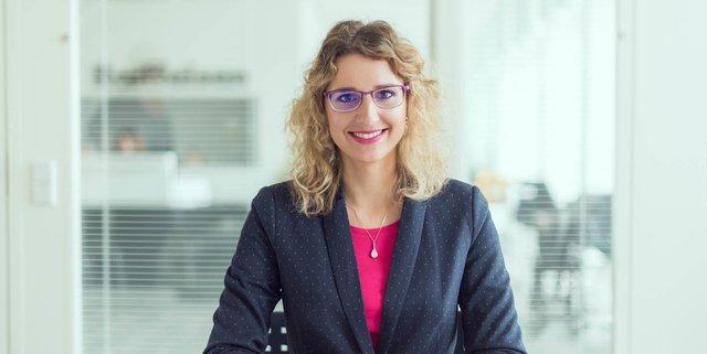 Lucie Čecháková, IT Analyst Junior - Raiffeisenbank - centrála