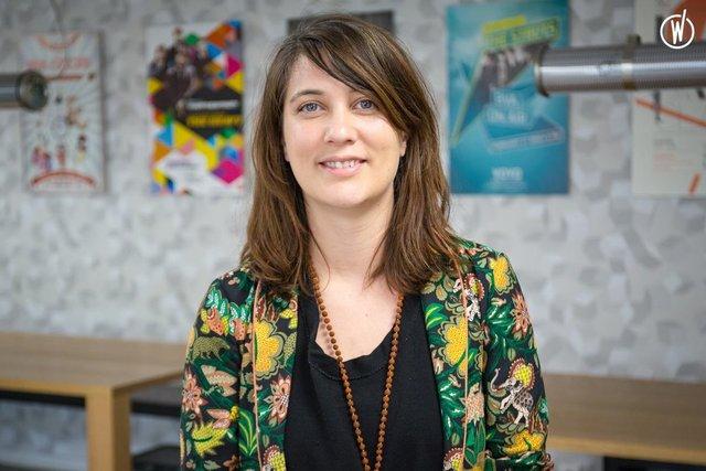 Rencontrez Gaelle, Directrice de Clientèle - BVA Group