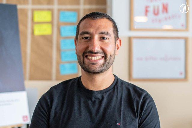 Rencontrez Djamel, Vice President Engineering - Change.org