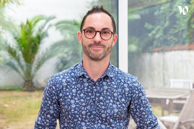 Rencontrez Yann, Business Developper - KOCLIKO