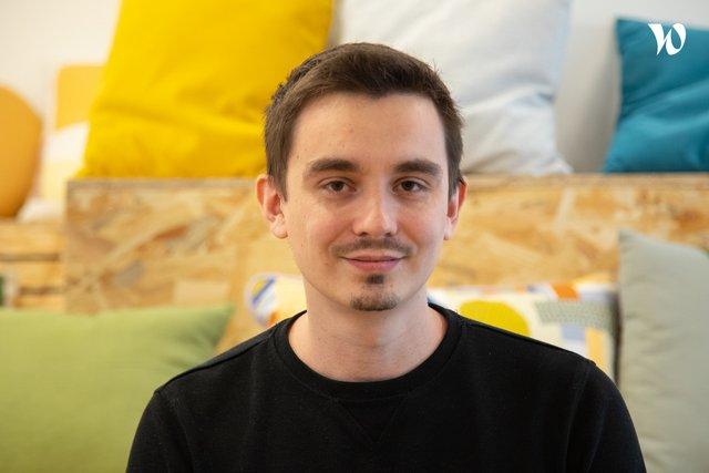 Rencontrez Jeoffrey, Business developer - ReCom