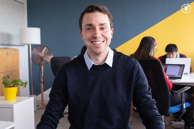 Rencontrez Jean-Rémi, CEO et Co-fondateur - Jus Mundi