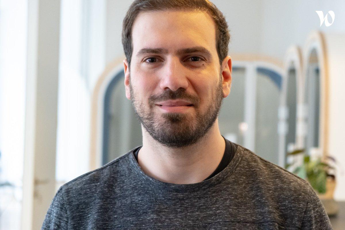 Rencontrez Raphaël, CEO et co-fondateur - Dimpl