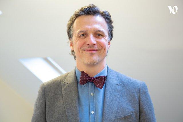 Rencontrez Guillaume, Associé fondateur - Hector Advisory