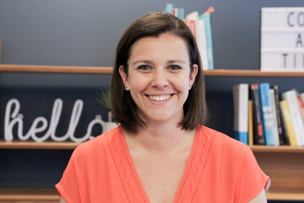 Rencontrez Audrey, Co-fondatrice en Charge des Opérations - Tiime