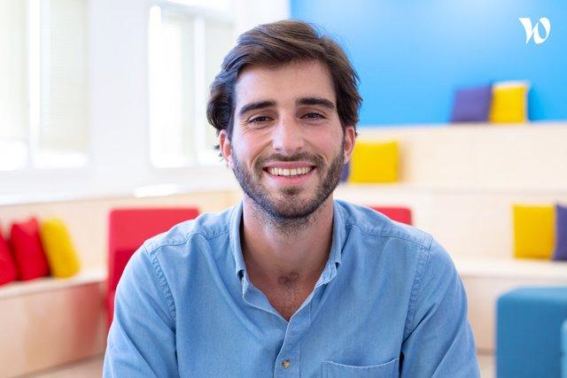 Rencontrez Bastien, Business Developpeur - BAM