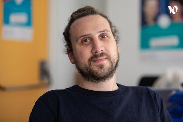 Rencontrez Charles, Chargé d'Animation - Solidarités Nouvelles face au Chômage - SNC