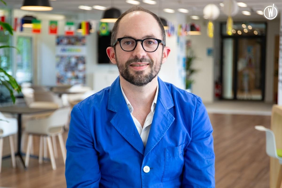 Rencontrez Eric, Editorial Director - Alchimie