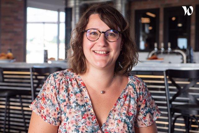 Rencontrez Sonia Fauchard, Creative Designer - Webqam