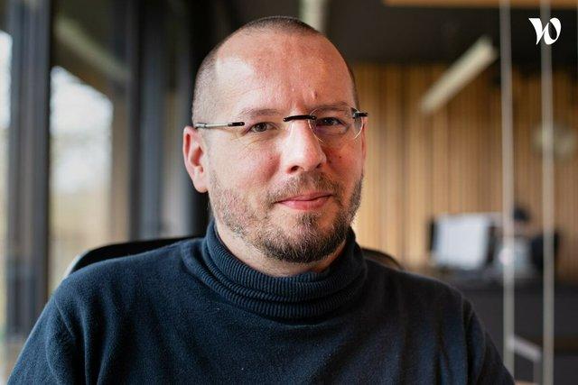 Rencontrez Florian , Webdesigner  - ID Interactive