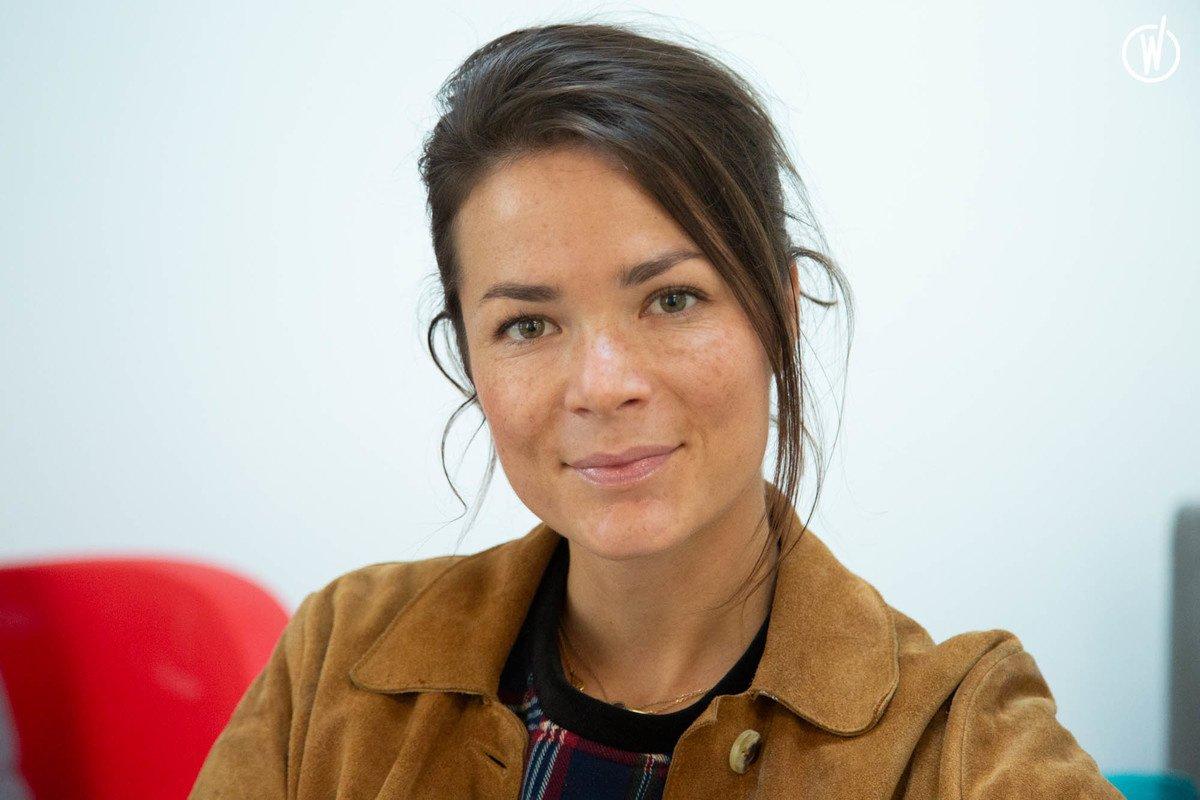Rencontrez Aude, Manager, Business Development - TO DO TODAY
