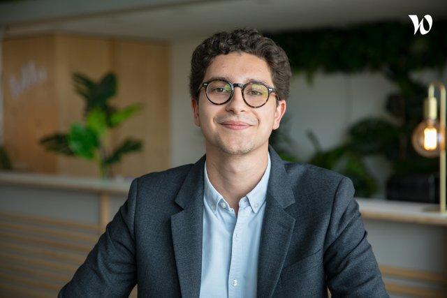 Rencontrez Fabio, Chargé de développement de Programmes  - Le Cube