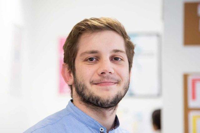 Rencontrez Vincent, Lead Developer - Hub-Grade
