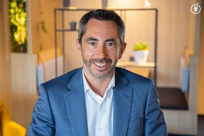 Rencontrez Xavier, Fondateur & CEO - Amexio