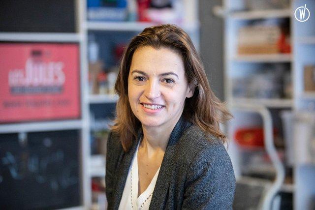 Rencontrez Emilie, Directrice Associée - Les Jules