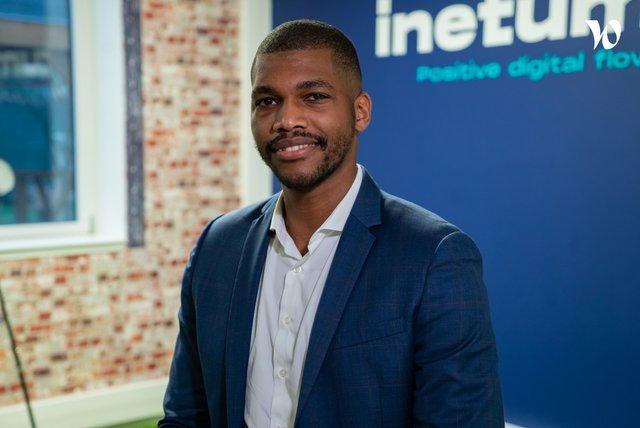 Rencontrez Cyril, Consultant Salesforce- Microsoft Dynamics - Inetum