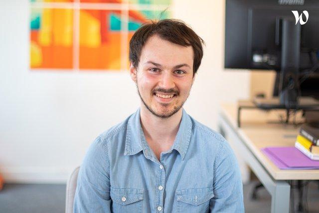 Rencontrez Hugo, Data Analyst - Biron