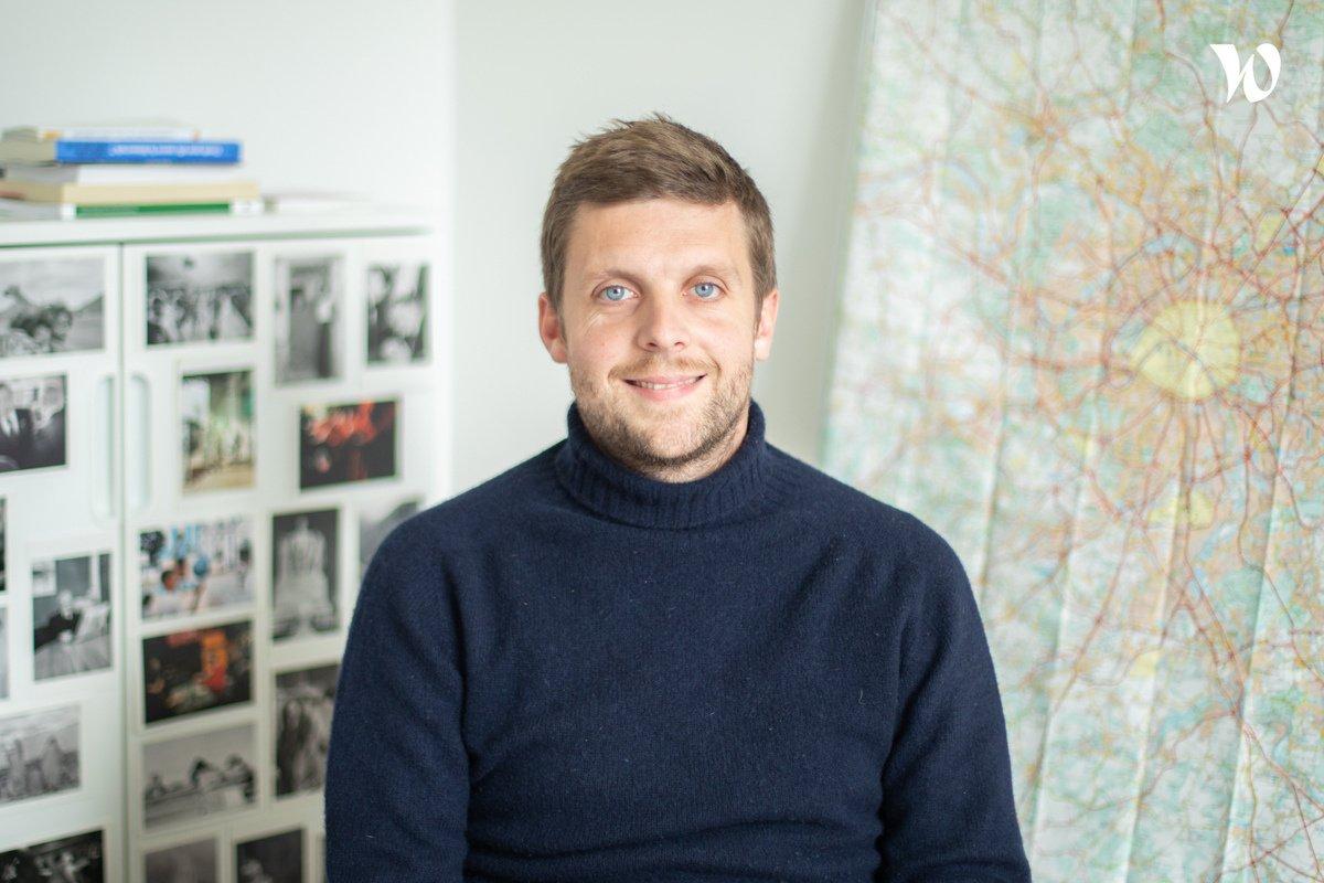 Rencontrez Paul, Directeur - Le Choix de l'école