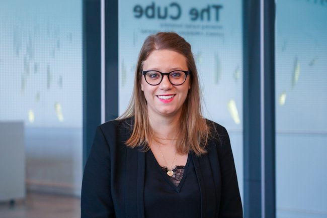 Rencontrez Alice, Senior Manager en Audit - EY