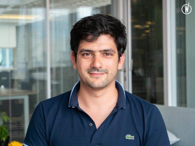 Rencontrez Henri, Hardware & Data Management Team Leader - DNA Script