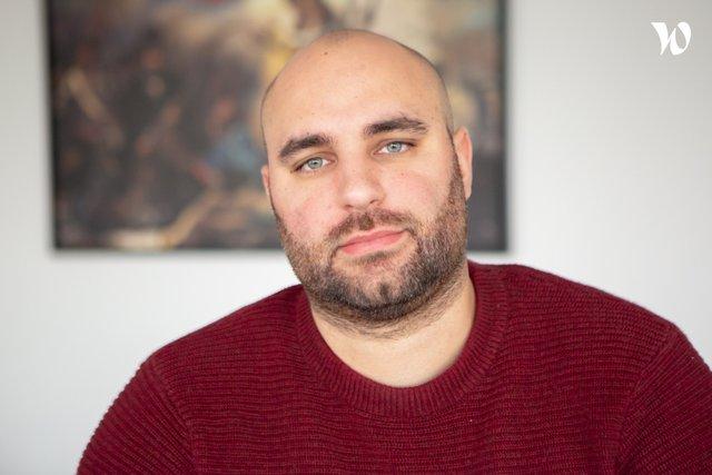 Rencontrez Julien, Directeur Technique - Doceo Formation