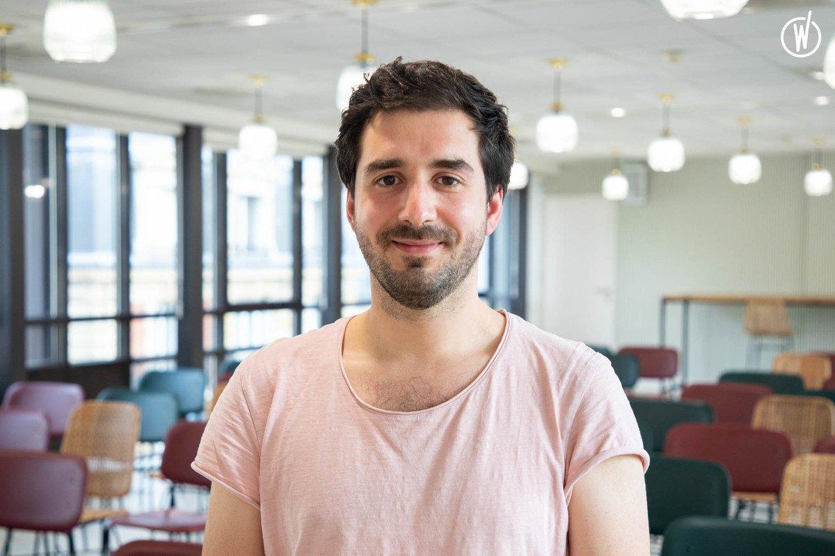 Rencontrez Alexandre, Co-fondateur et Directeur Technique  - KAIROS