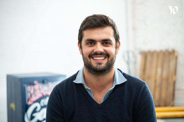 Rencontrez Guy, CEO  - Murfy