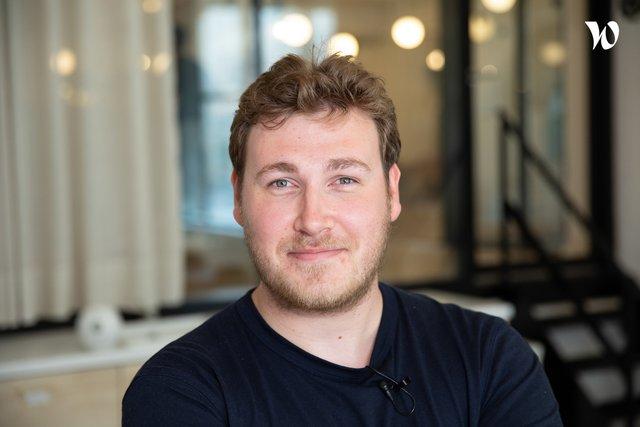 Rencontrez Pierre, Co-fondateur - Majordome Digital
