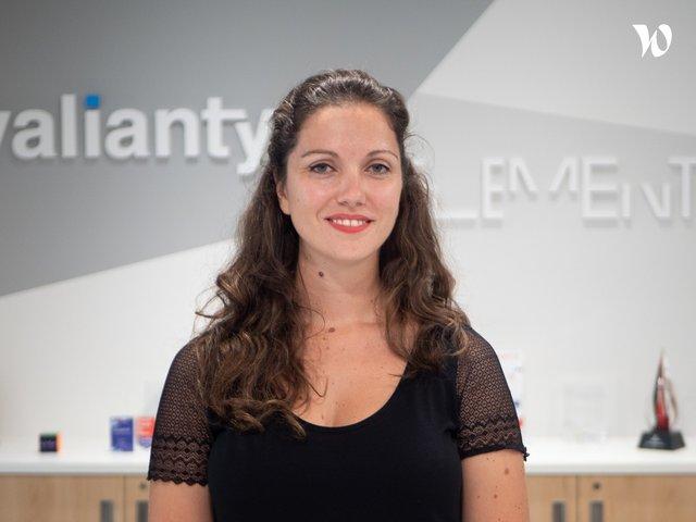 Rencontrez Elodie, Consultante - Valiantys