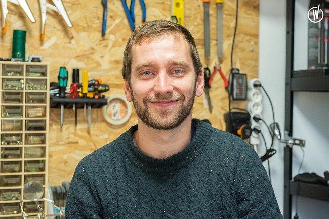 Rencontrez Quentin, Ingénieur Mécanique - Pony