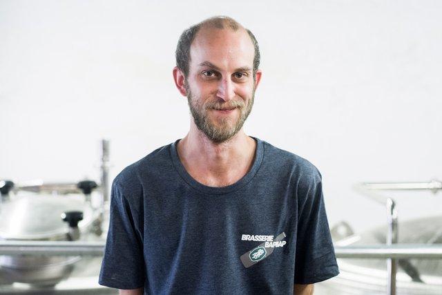Rencontrez Fabio, Brasseur - BAPBAP