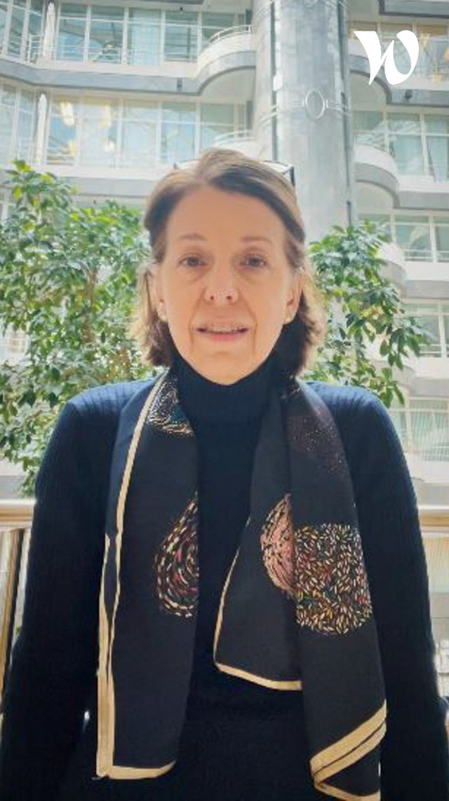 Meet Cécile, Chief Operating Officer, Country Manager Belgium - PROCAPITAL