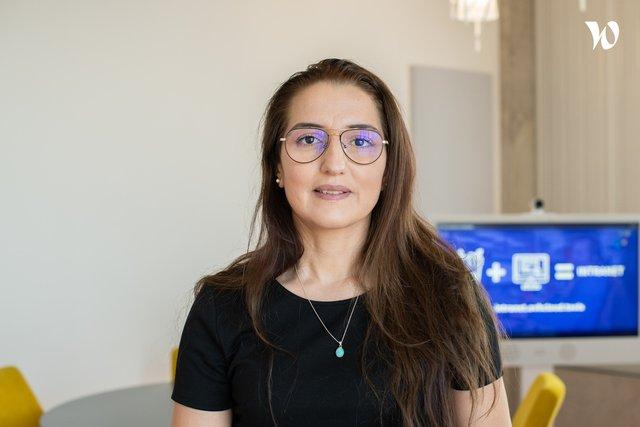 Rencontrez Melika, Support Run Client Telecom - OVHcloud