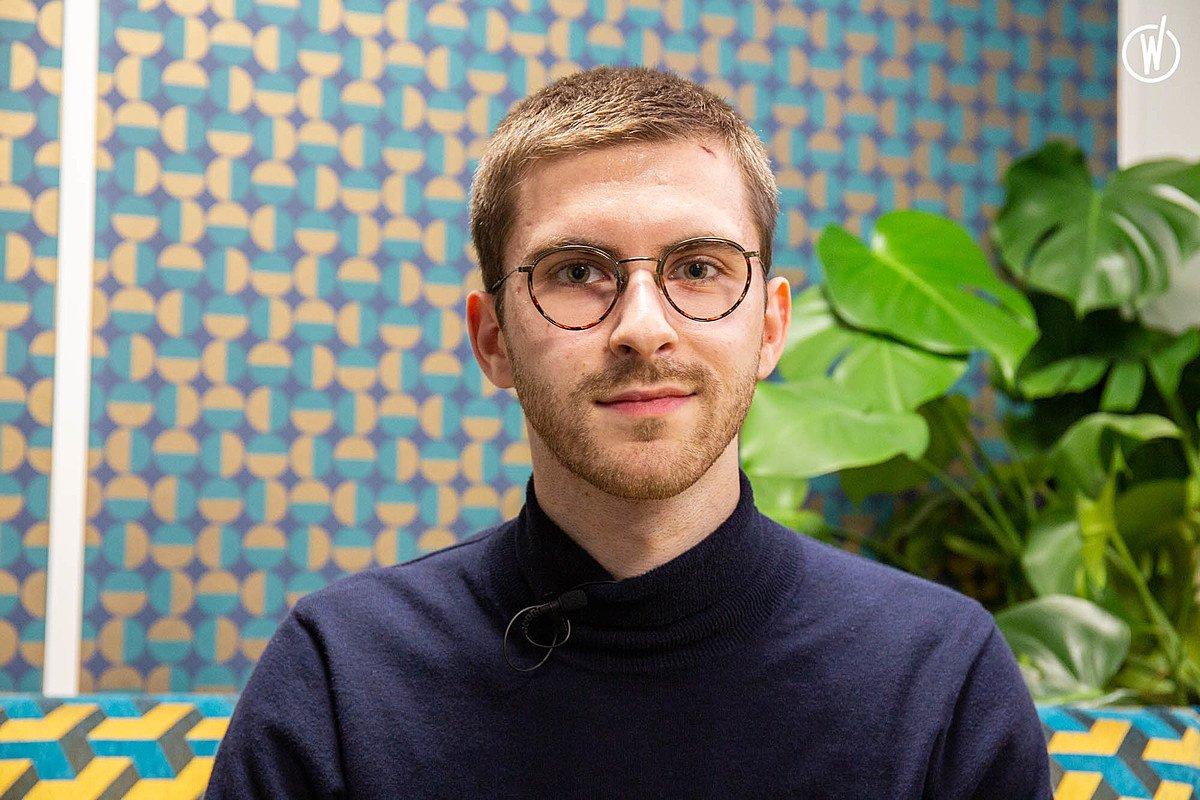 Rencontrez Guillaume, Trader Media - Skaze