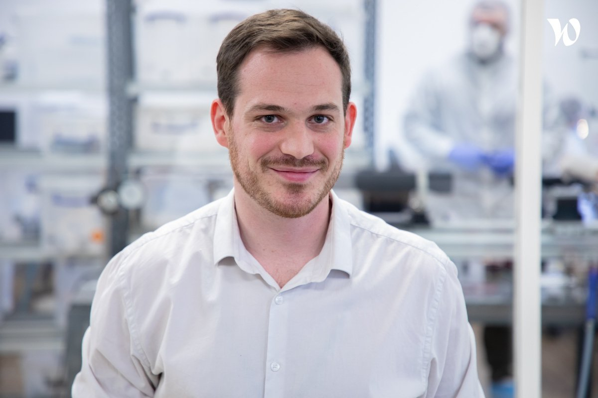 Meet Guillaume, Industrial manager - Scrome