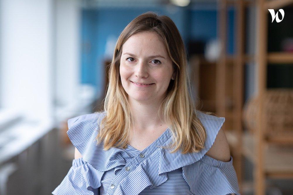 Rencontrez Eleonore, Sales Lead - Happytal